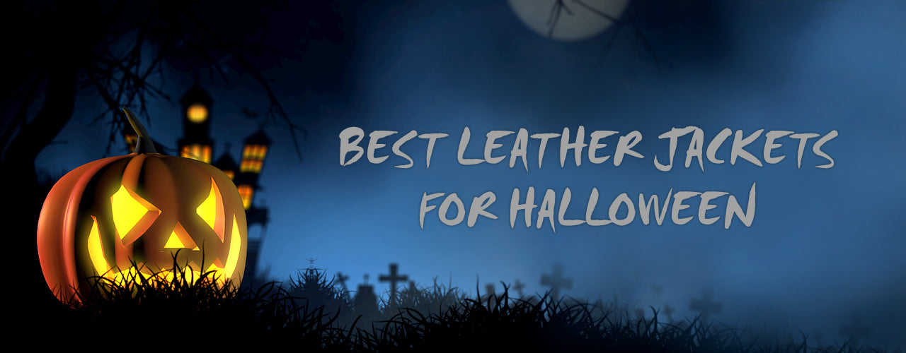 Best leather jackets for halloween