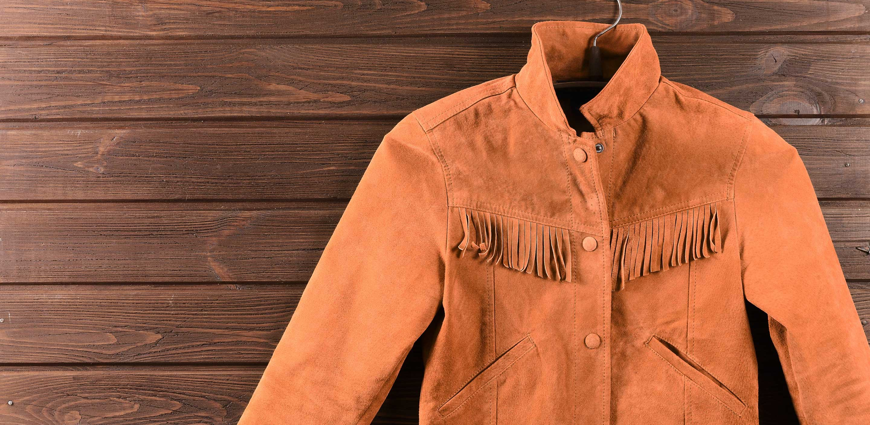 How To Clean Suede Jacket