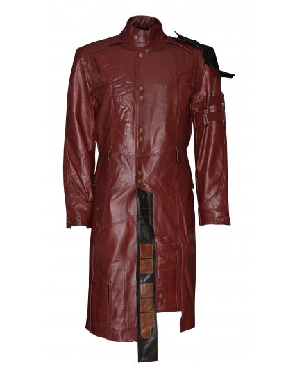 Guardian of the Galaxy Star Lord Trench Code