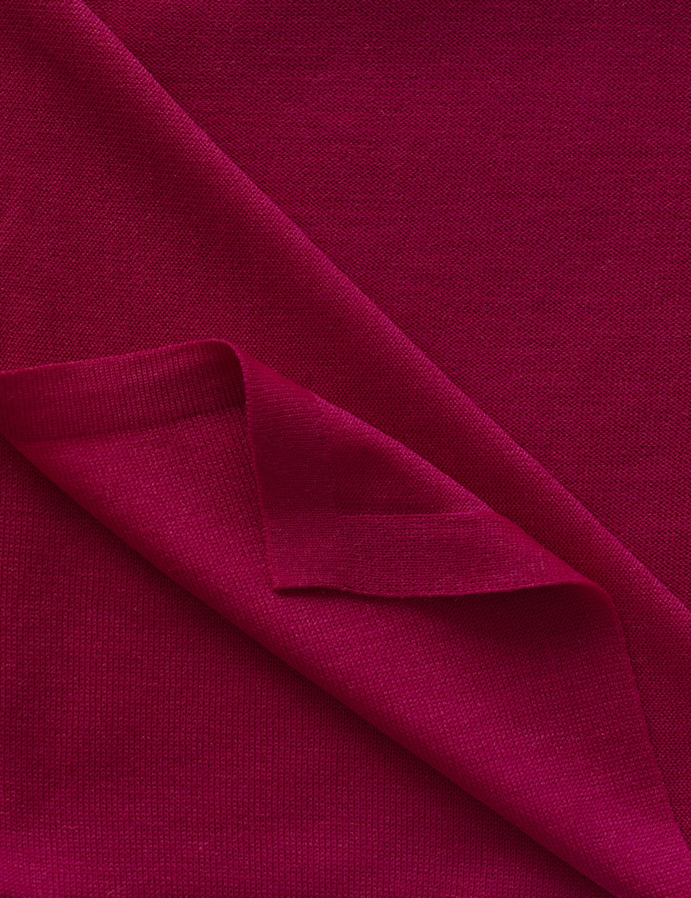 Australian Superfine Merino Wrap Soiree Size - Berry