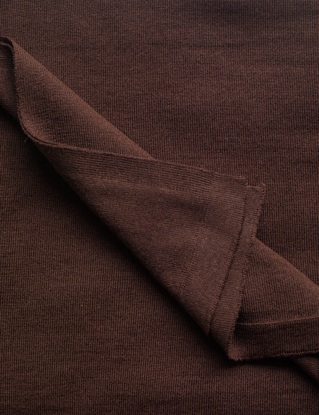 Australian Superfine Merino Wrap Colour - Chocolate