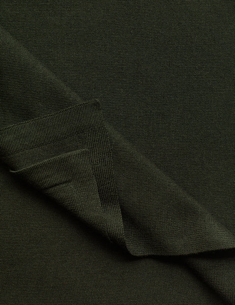 Australian Superfine Merino Wrap Colour - Dark Olive