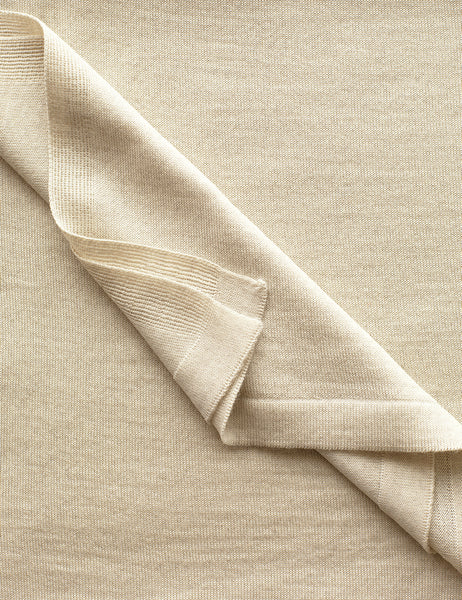 Australian Superfine Merino Wrap Colour - Oatmeal