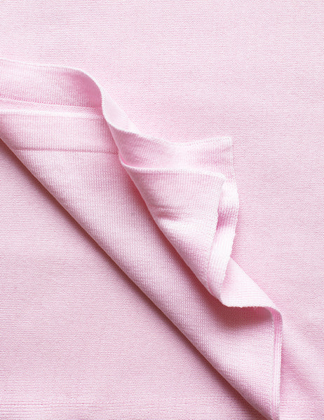 Australian Superfine Merino Wrap Colour - Pale Pink