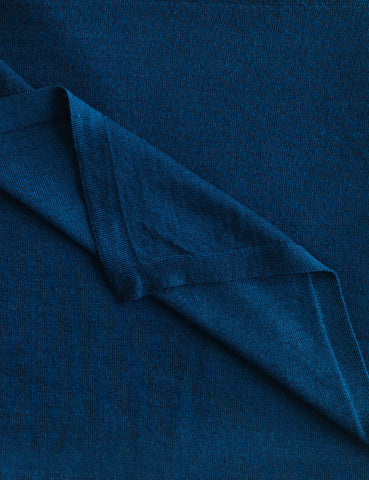 Australian Superfine Merino Wrap Colour - Silk Midnight Sky