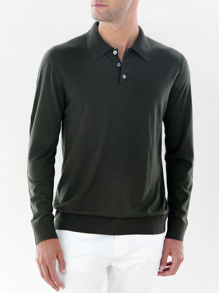 Men's Polo Collar