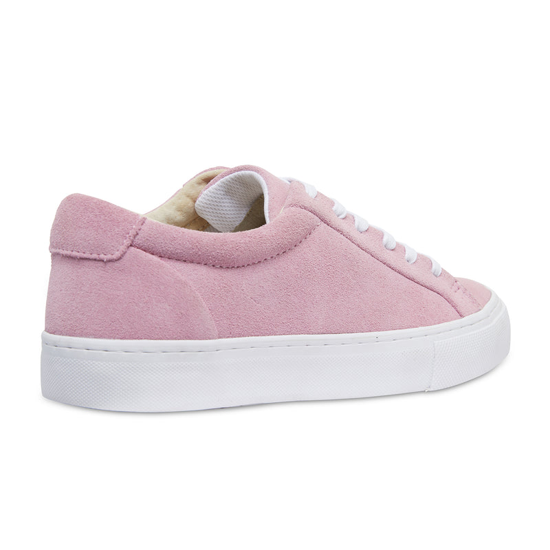 BAILY - PINK SUEDE