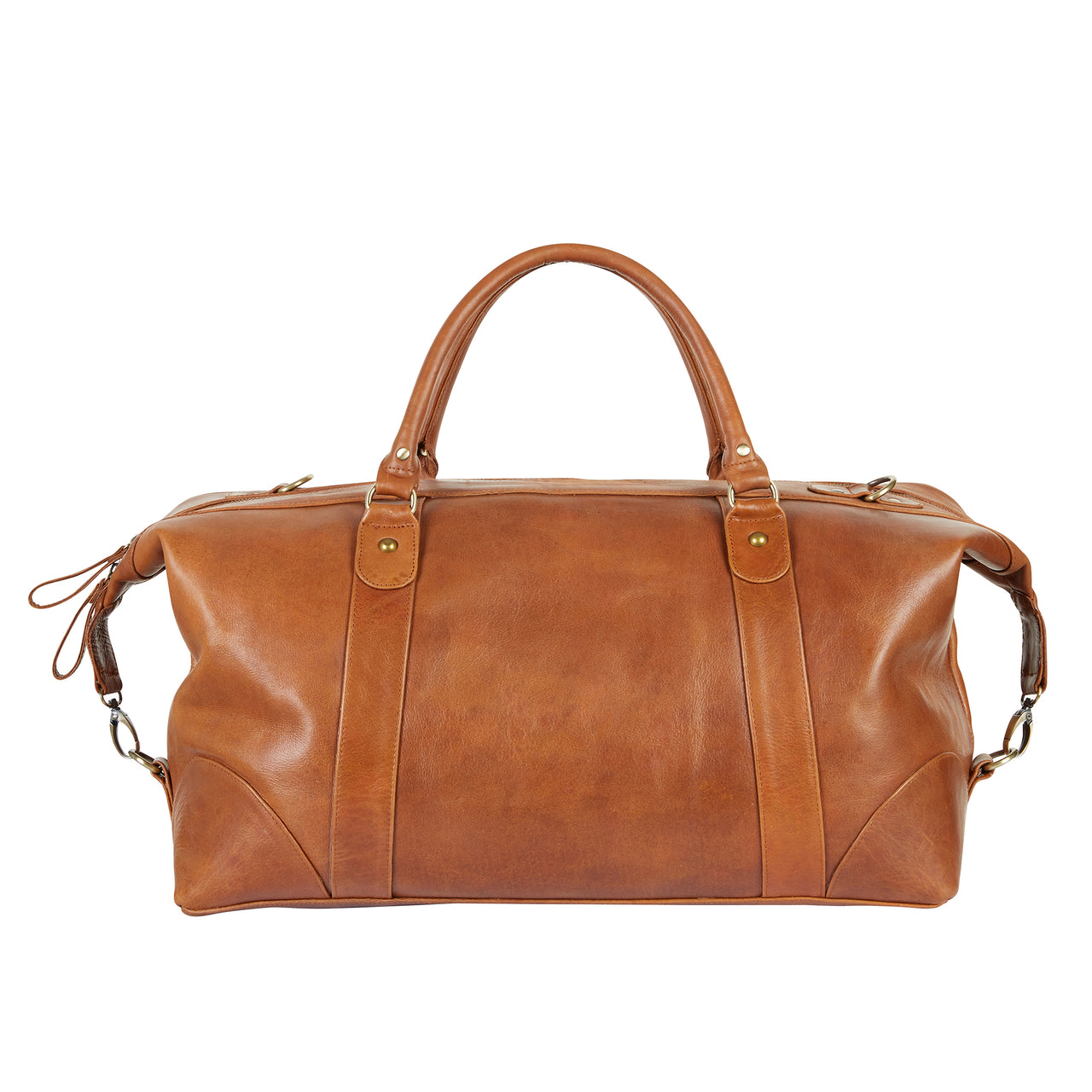 BOGATA LUGGAGE BAG - TAN