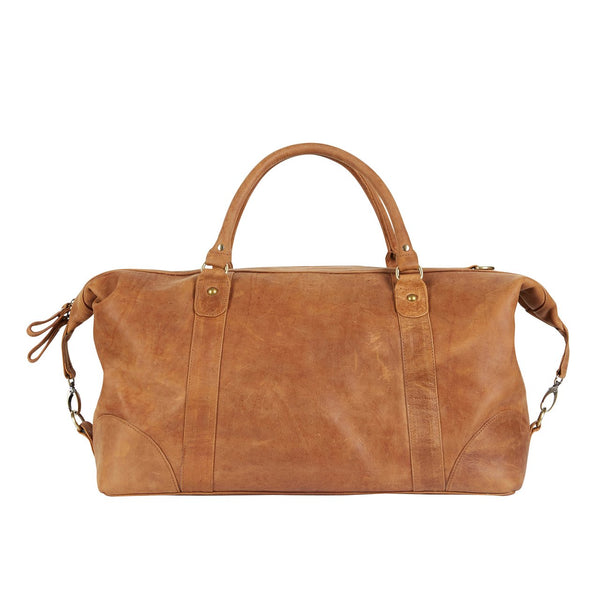 BOGATA LUGGAGE BAG - MOCHA VINTAGE