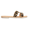 JINNI - BLACK/TAN LEOPARD