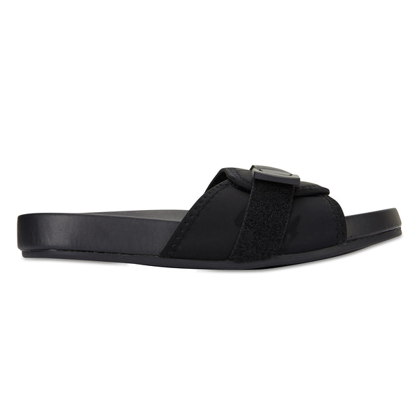 Kyoto black pool slide for women