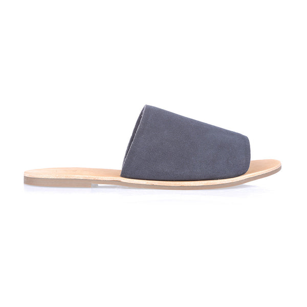 MOLLY - NAVY SUEDE