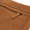 FLINT SADDLE BAG - TAN NUBUCK