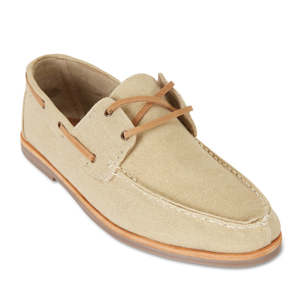 Billy sand canvas boat shoes for men 1