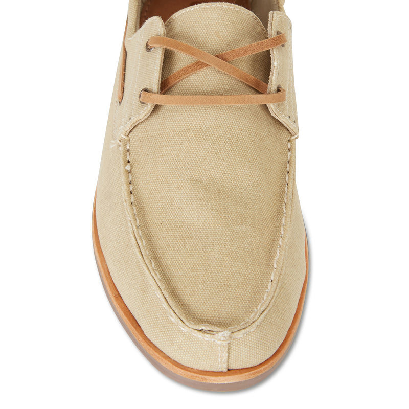 Billy sand canvas boat shoes for men 2