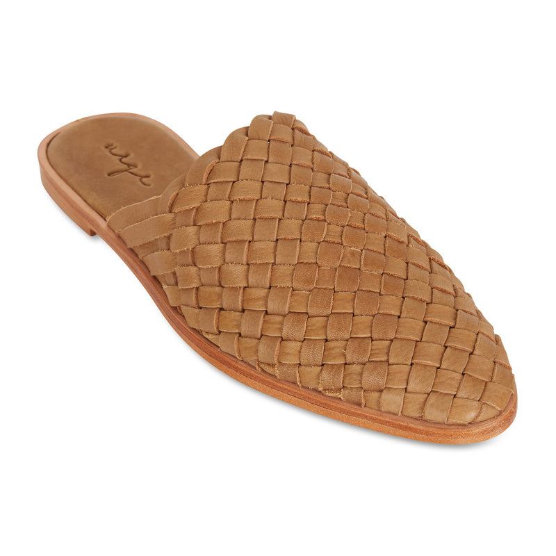 LUELLA - SADDLE TAN LEATHER
