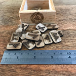 Rune stones and box - Small