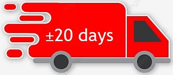 Delivery ± 20 days