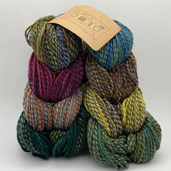 Mill Mix Colorwork Bundle in Dream State
