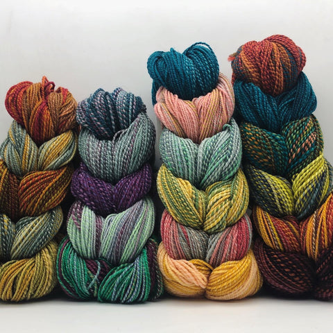 Mill Mix Colorwork Bundle in Dyed In The Wool
