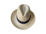 Ultra Fino Panama hat White