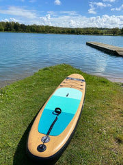 paddle board at manley mere