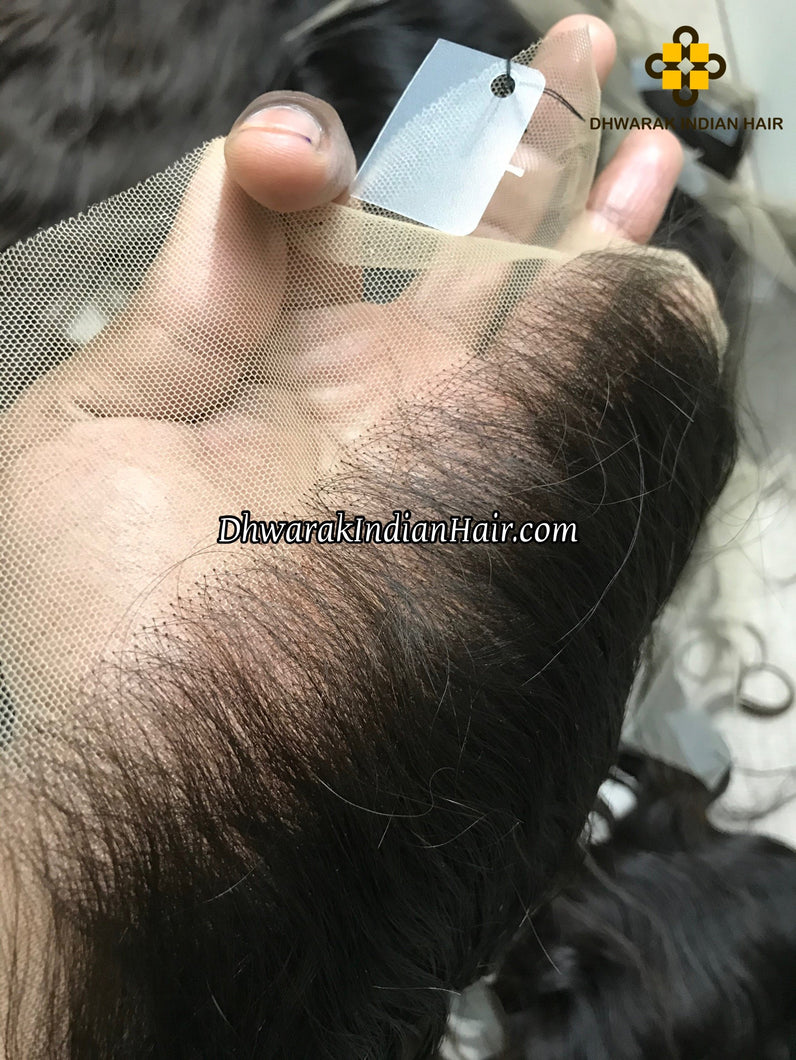6*6 HD Transparent SWISS Lace Closures