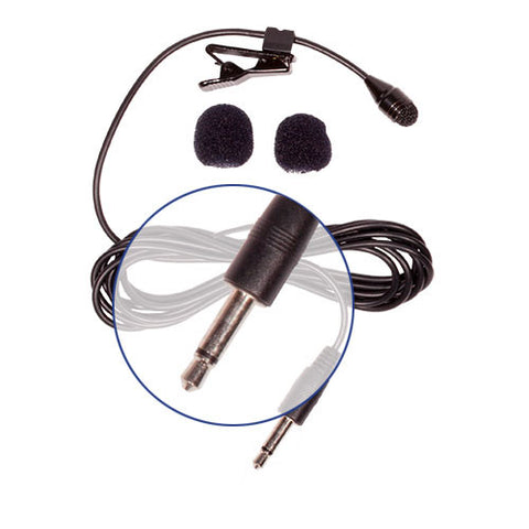 Picture of HQ-M Mono Lavalier Microphone