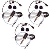 HQ-M - 3 Pack Mono Lav Mics