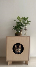 Load image into Gallery viewer, Cat litter box enclosure