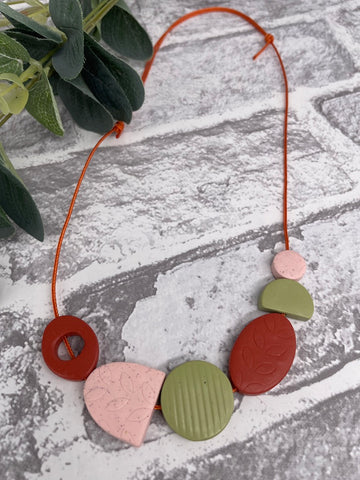 Botanica Necklace by Nadege Honey