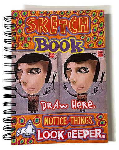 Sketch Book 7 by Hel Bent Books