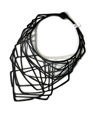 Orion - (inner tube necklace) by Paguro