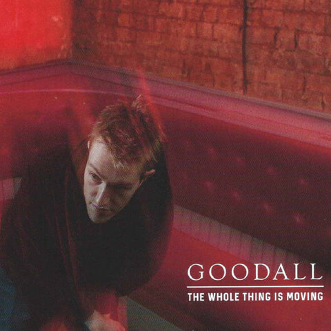 Jack Goodall - The Whole Thing Is Moving CD