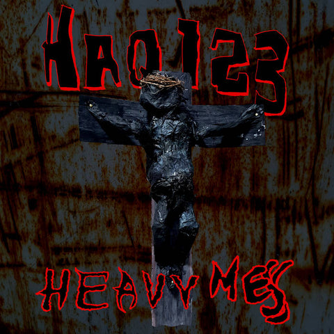 Haq 123 - Heavy Mess CD