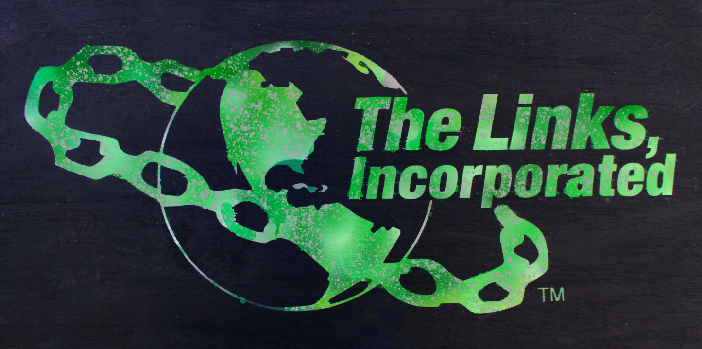 The Links, Incorporated Mural at Rebel Nell