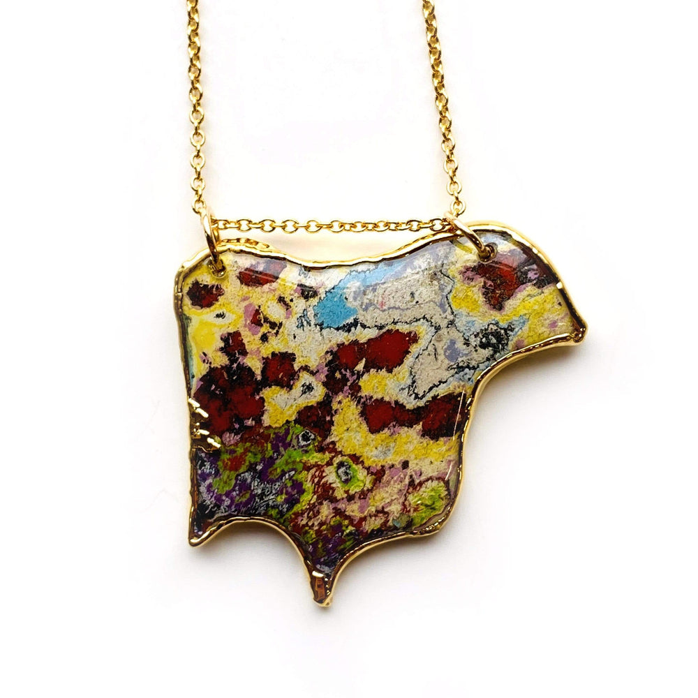 Patricia Necklace – Gold