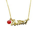 Joe Louis | Detroit Necklace - Gold