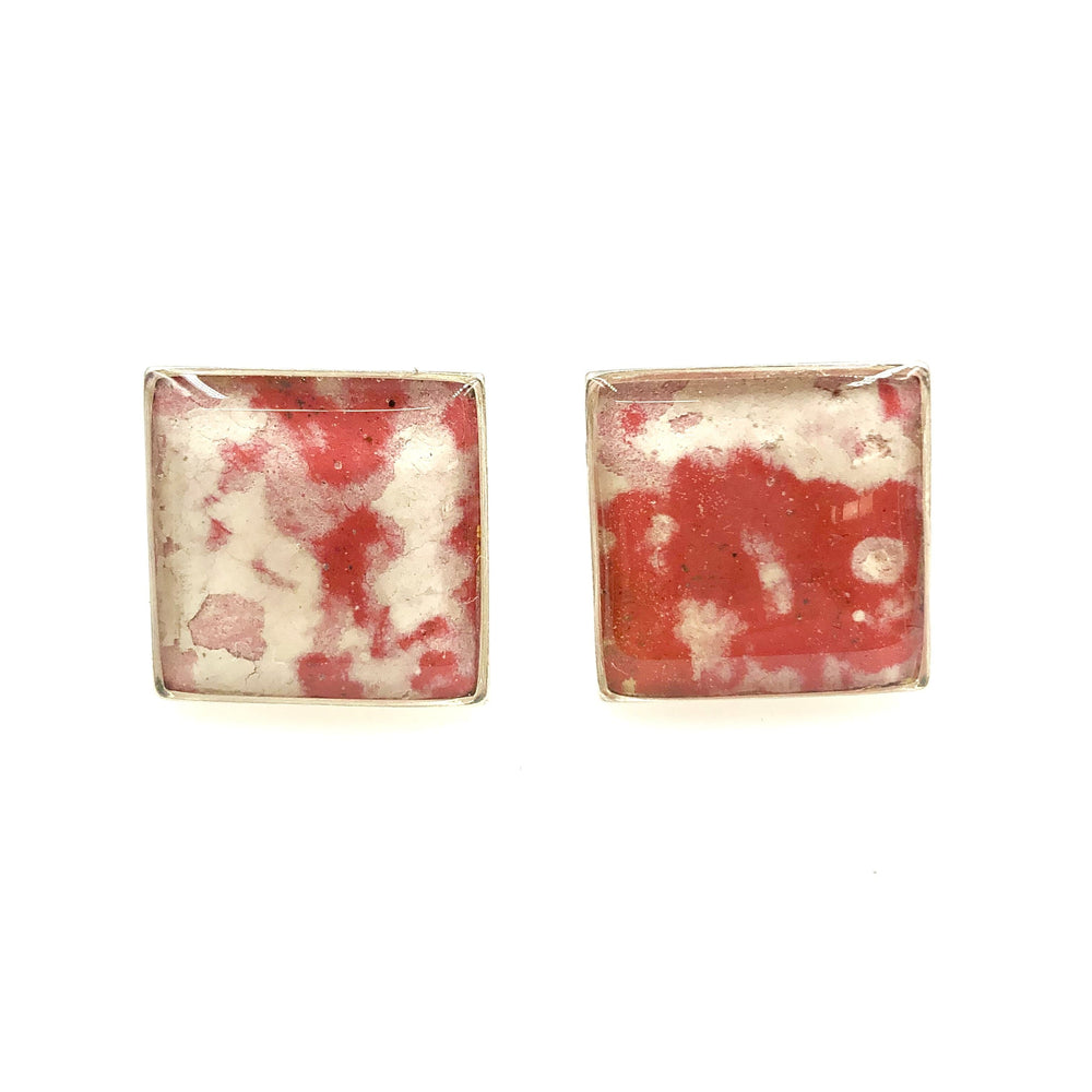 Antonio Cuff Links – Square