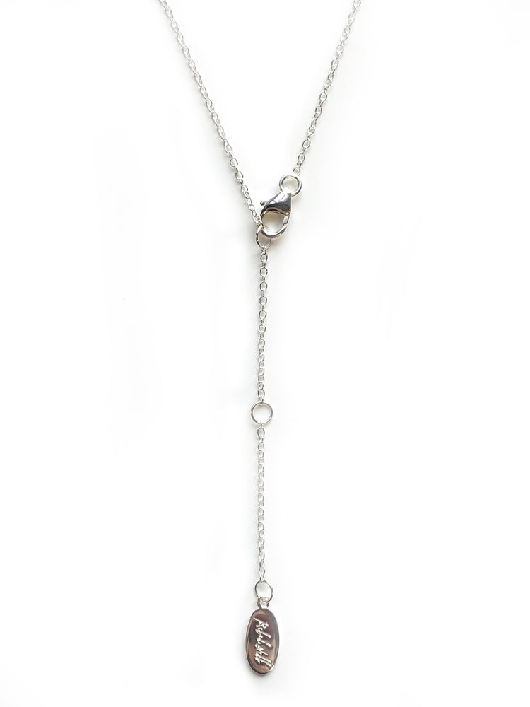 Patricia Necklace – Silver