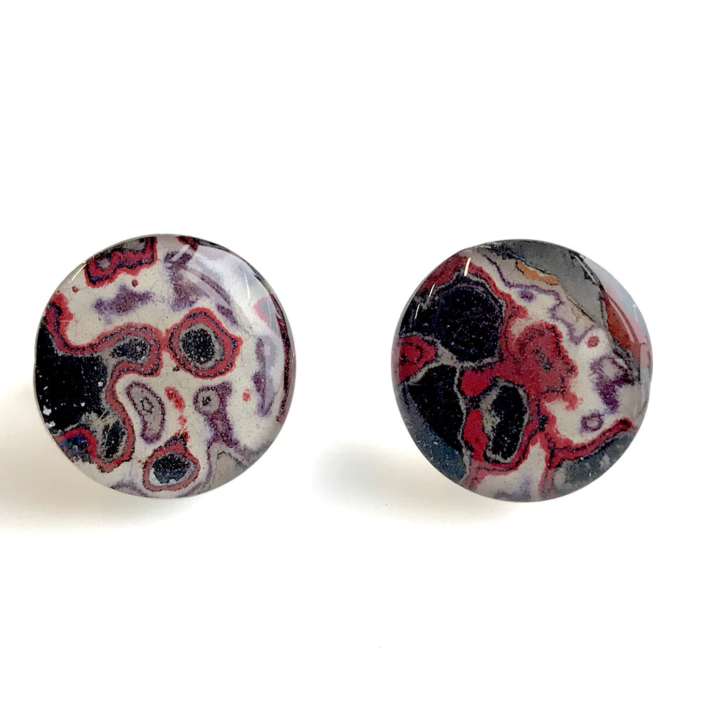 Antonio Cuff Links – Round