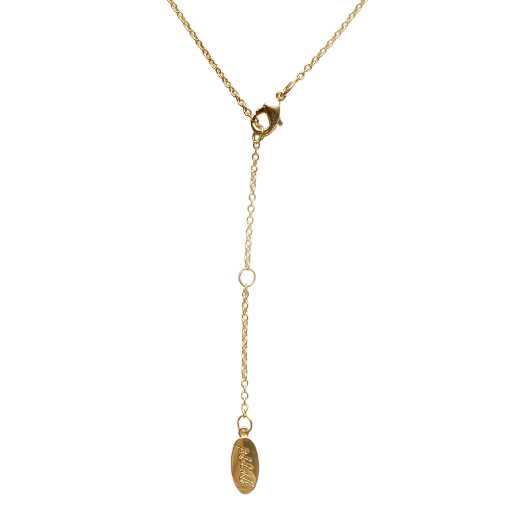 Amanda Necklace – Gold
