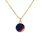 Motor City Jersey | Amy Necklace – Gold