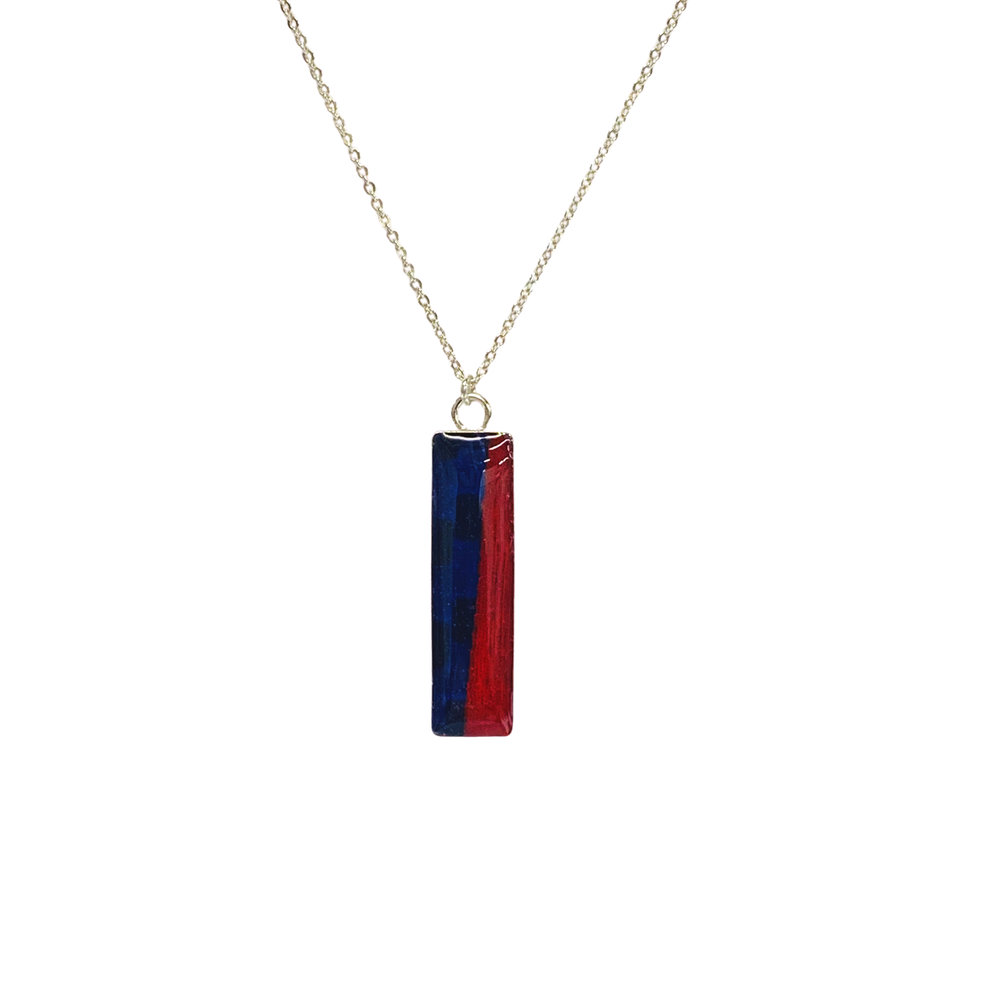 Motor City Jersey | Nechelle Necklace