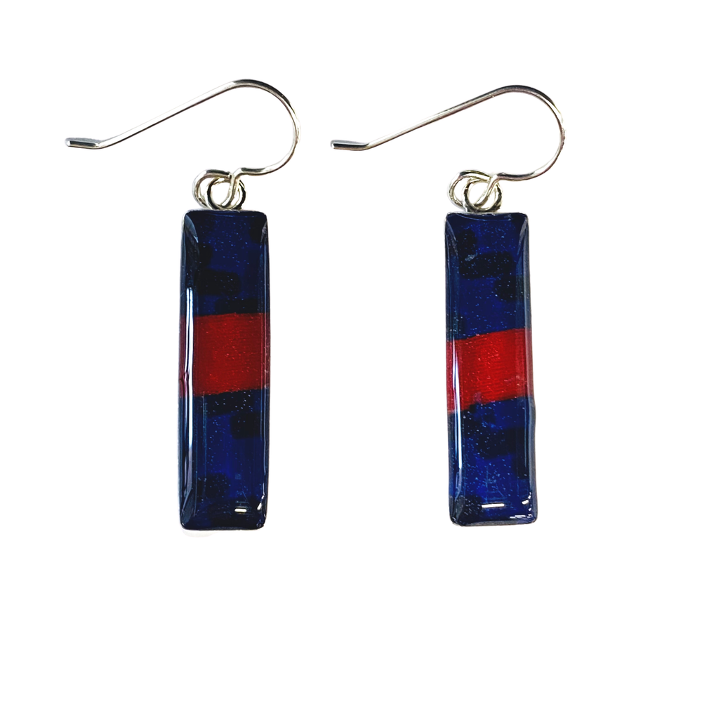Motor City Jersey | Diana Earrings