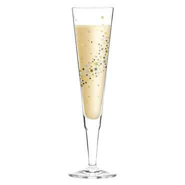 Ritzenhoff Champus Champagne Glass I. Interthal