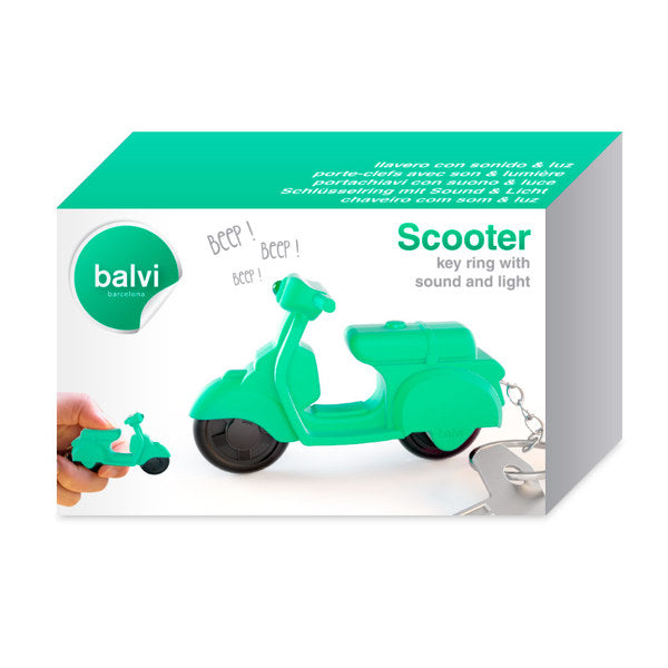 Balvi Scooter Key Chain