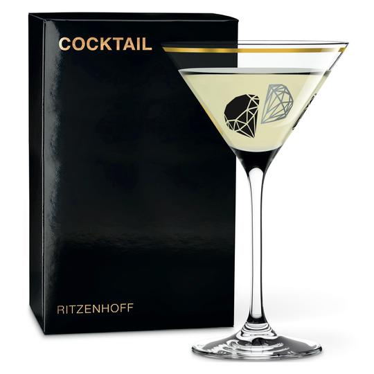Ritzenhoff Cocktail Glass P. Garland