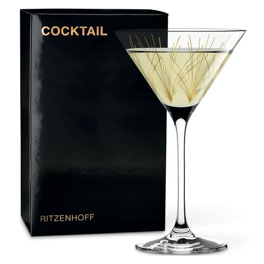 Ritzenhoff Cocktail Glass Jacquart(firew.)