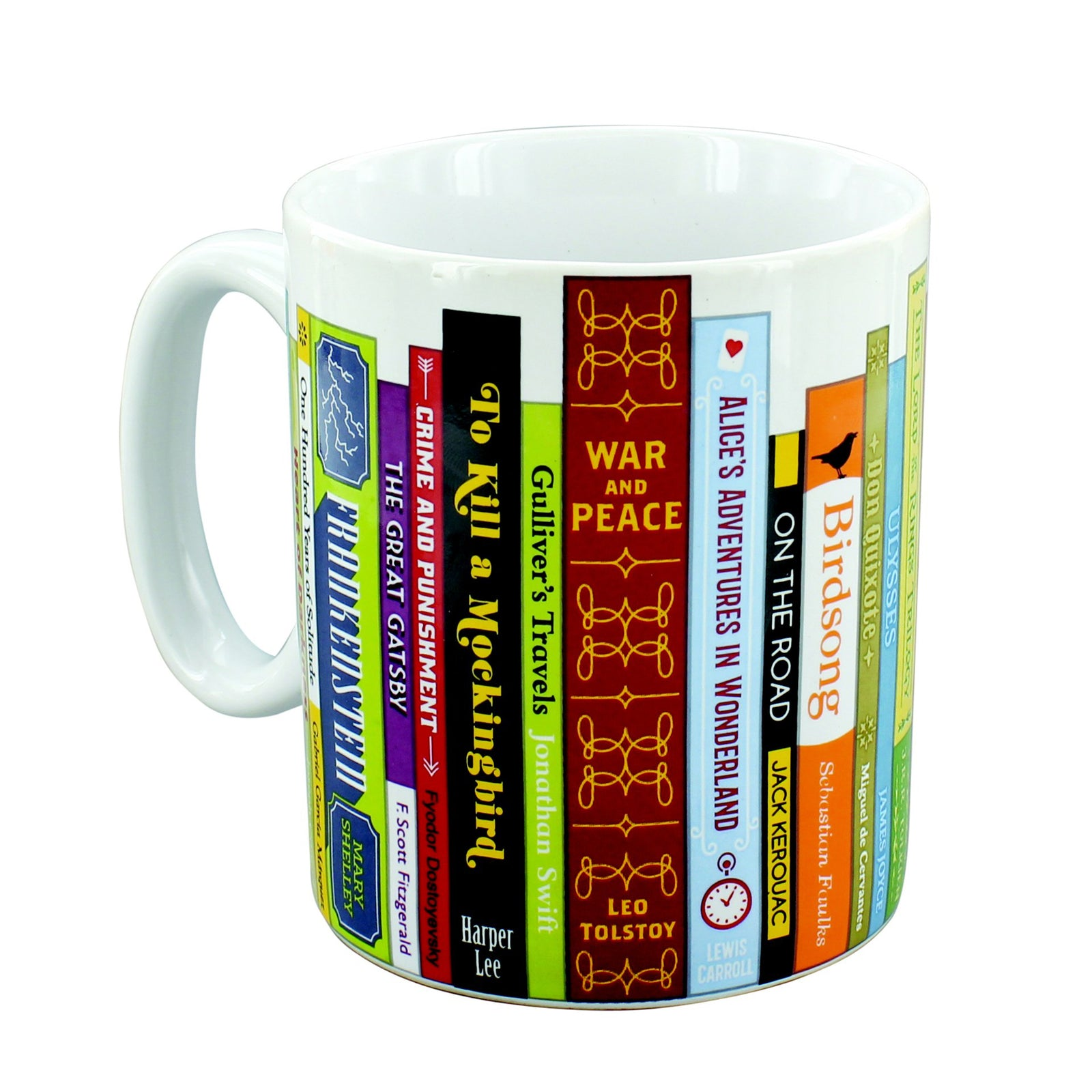 Ginger Fox Booklover's Mug